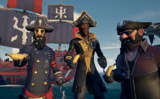 Sea of Thieves - Новый патч потребует переустановки клиента