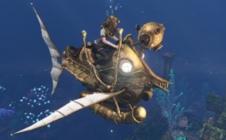 Гайд: ArcheAge - Подводное плавание