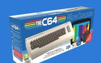Commodore 64 возвращается в своем классическом виде