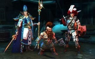 Warhammer: Chaosbane - Стартует второй этап ЗБТ