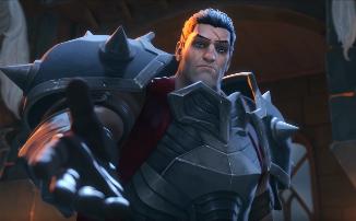 Legends of Runeterra - Четвертый анимационный ролик посвящен Ноксусу