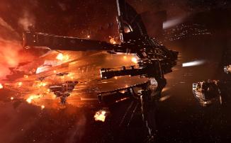EVE Online — Новый Эдем поглощен тотальной войной