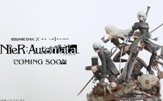 NieR:Automata — Официальная эпичная статуя, (не) проданные 5 млн копий и 50%-скидка