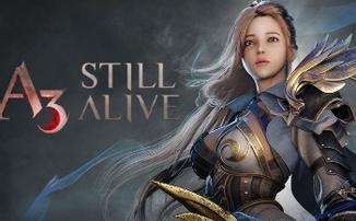 A3: Still Alive - PvP MMORPG выйдет во всем мире