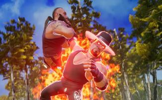 WWE 2K Battlegrounds - Аркадный файтинг выйдет в сентябре
