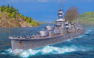 [Видео] World of Warships: Legends - Особенности консольных кораблей