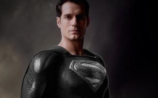 Зак Снайдер показал отрывок из Snyder Cut «Лиги справедливости» с Суперменом в черном костюме