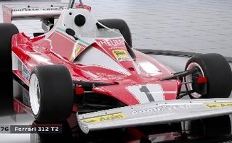 F1 2018 - Список машин классического набора