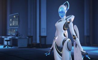 Эхо — последняя героиня перед Overwatch 2. Пришла из Project Titan.