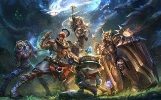 League of Legends - Все герои станут бесплатными на две недели