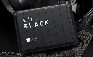 Конкурс: Портативный накопитель WD_BLACK P10 Game Drive - Оружие настоящего игрока