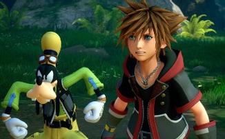 Для Kingdom Hearts 3 вышло обновление, добавляющее режим критической сложности
