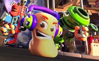 Worms Rumble - Червяки возвращаются с Королевской битвой