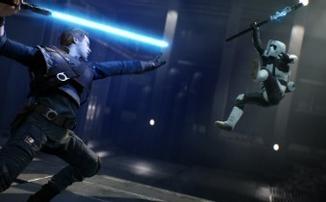 [E3 2019] Star Wars Jedi: Fallen Order — Со Геррера угнал шагоход в трейлере
