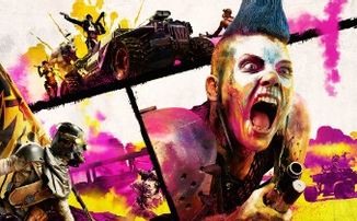 Rage 2 — Игровой процесс с главой id Software