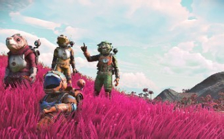 VR в No Man's Sky пришлась по душе критикам