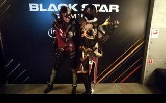 Официальное открытие Black Star Gaming Club