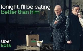 Люк Скайуокер и Жан-Люк Пикар сошлись лицом к лицу в рекламе Uber. В ход чуть не пошли биты