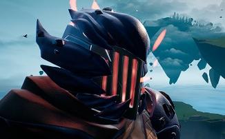 """Dauntless - Огненная булава и """"пламенный"""" шлем"""