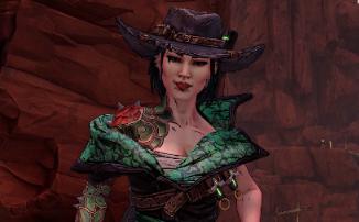 "Borderlands 3 - Вышло дополнение ""Bounty of Blood: A Fistful of Redemption"""