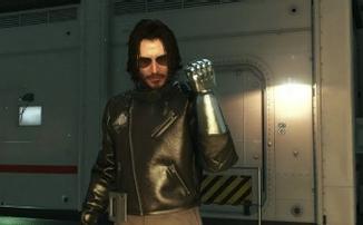 Киану Ривз решил захватить все вселенные, и начал с Metal Gear Solid 5