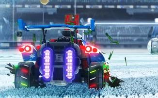Сегодня в Rocket League стартует зимний фестиваль!