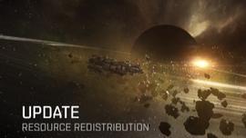 EVE Online — Игрокам стоит готовиться к масштабному перераспределению ресурсов