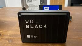 [Обзор] WD_BLACK P10 Game Drive - когда вместить можно очень много!