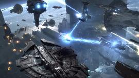 EVE Online — Как подготовить систему к масштабному сражению