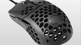 Сверхлегкая, сверхбыстрая и сверхточная - CoolerMaster MM710