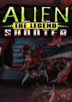 Alien Shooter 2 — The Legend
