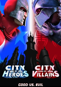 City of Heroes & Villains