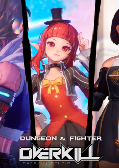 Dungeon & Fighter: OVERKILL