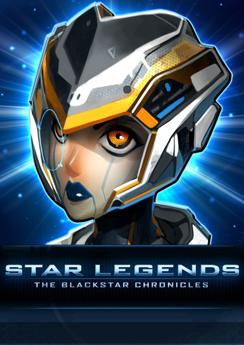 Star Legends: The Blackstar Chronicles
