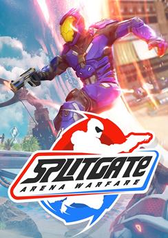 Splitgate: Arena Warfare (Wormhole Wars)