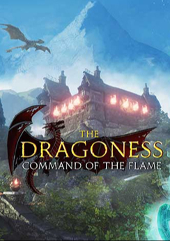 The Dragoness: Command of the Flame