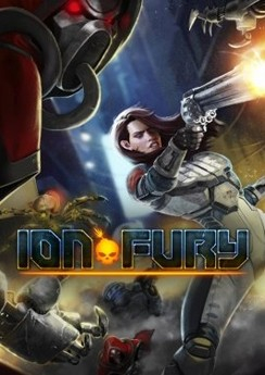 Ion Fury (Ion Maiden)
