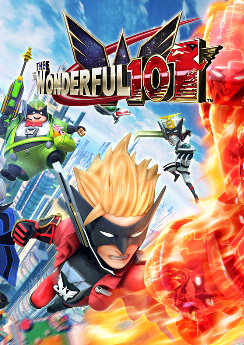 Wonderful 101: Remastered
