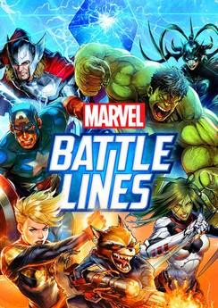 Marvel Battle Lines