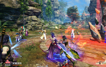 Legend of the Ancient Sword Online