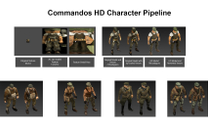 Commandos 2 HD Remaster