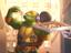SMITE - Вышел боевой пропуск с черепашками-ниндзя