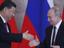 Россия и Китай вместе будут блокировать запрещенную информацию