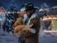 World of Tanks - Чак Норрис спасает кота при помощи танка