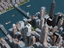 Minecraft — Энтузиаст уже три года корпеет над американским мегаполисом