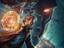 Константин и Супермен в ролике «Темной лиги справедливости: Война Апоколипса» по случаю премьеры