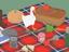 Стрим: Untitled Goose Game - Гусиный беспредел