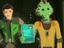 Знакомимся с персонажами Star Wars Resistance