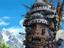 Студия Ghibli строит настоящий Ходячий замок Хаула