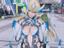 Phantasy Star Online 2: New Genesis - Демонстрация оружия и живности из MMORPG